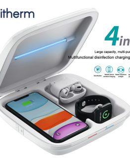 Sterilizing Box UV Sterilization Wireless Charge