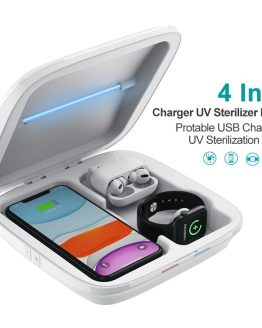 UV Sterilizer Box Mobile Phone Protable USB Charger