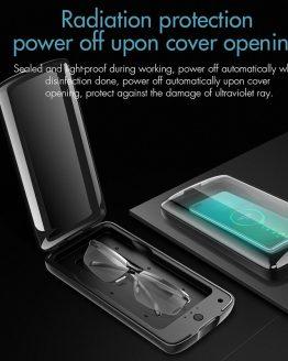 UV Sterilizer Cabinet Phone Disinfectant UV Cleaner