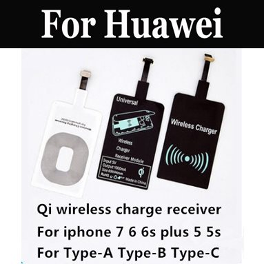 Wireless Charger Receiver For huawei Honor 10 7A