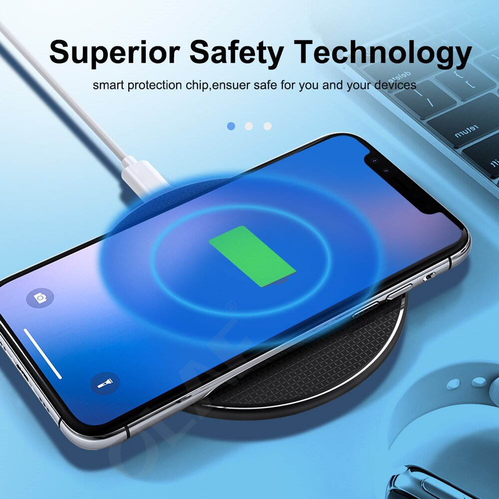 Wireless Charger Receiver for Xiaomi redmi note 7 / note 7 pro