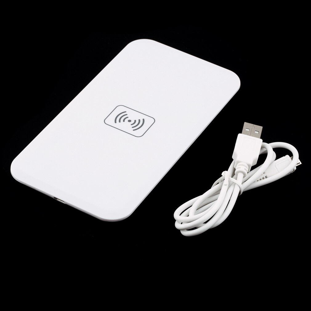 Wireless Charger Universal Charging Pad for iPhone/Samsung/Nokia