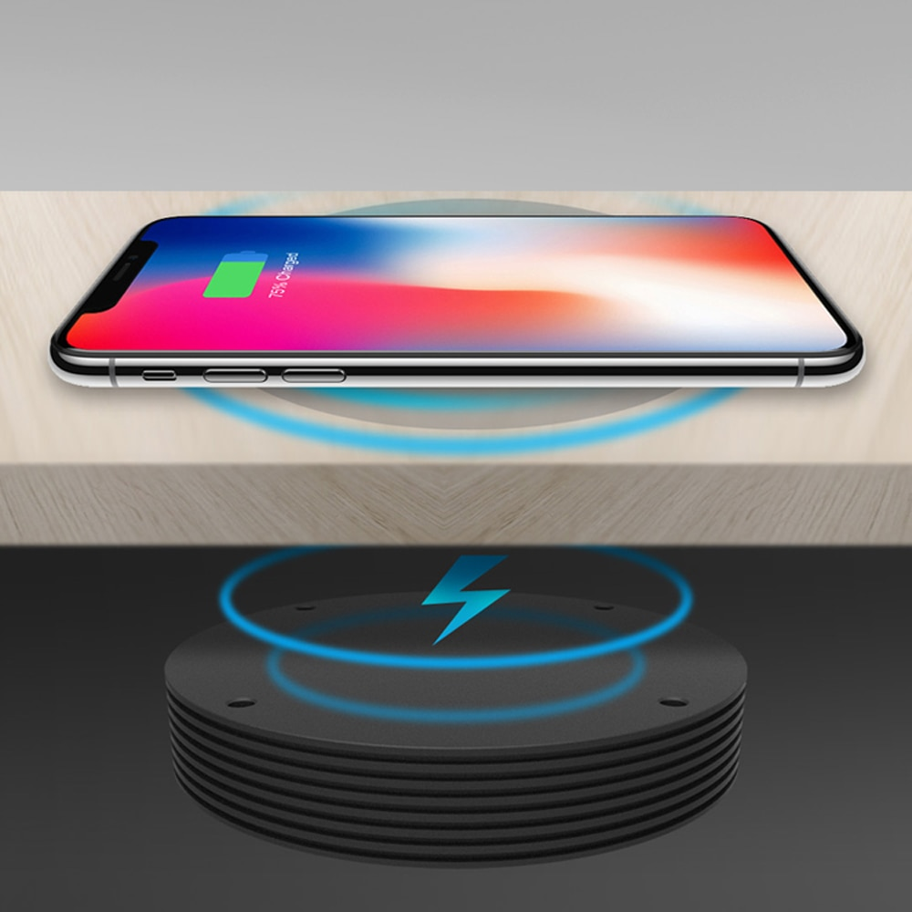 Wireless Charging Airspace Hidden For Samsung Galaxy S10 S9