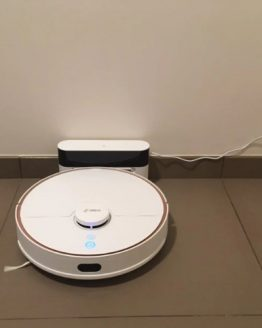 Laser Navigation Robot Vacuum Cleaner with SLAM Route Planning