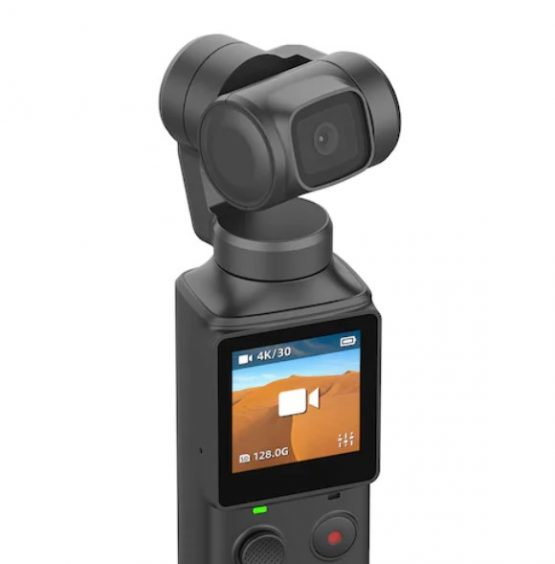 3-Axis 4K HD Handheld Gimbal Camera Pocket FIMI PALM