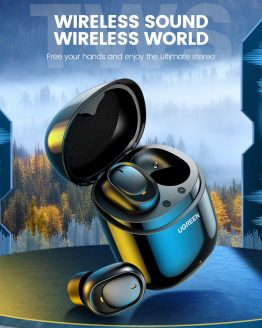 Headphones Bluetooth Earphones True Wireless Stereo Earbuds