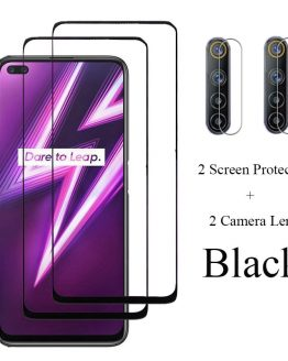 OPPO Realme 6 Pro Glass Screen Protectors On Realmi 7 professional 6i 6 i 7i i7 8 Protecting Tempered Digicam Len Glass Movie Realme6i