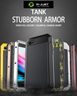 iPhone 11 XS MAX XR 360 Full Protect Metal Aluminum