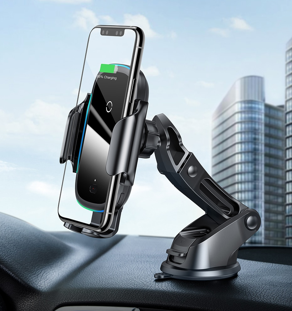 Wireless Charger Car Mount for Air Vent Mount
